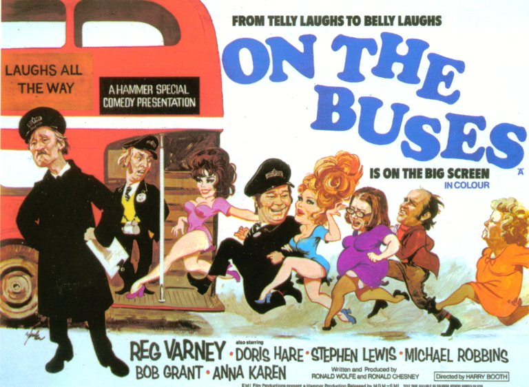 On the Buses movie